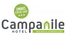 <h5>Hôtel Campanille</h5><p>L'hôtel Le Campanile 44 cours Gay-Lussac – 87000 LIMOGES manager.limoges.centregare@campanile.fr</p>