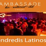 Vendredi latino à l'Ambassade