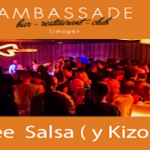 Mercredi Salsa à l'Ambassade