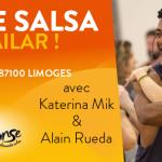 STAGE DE SALSA VAMOS A BAILAR