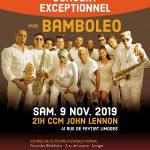 Stage et Concert avec Bamboleo
