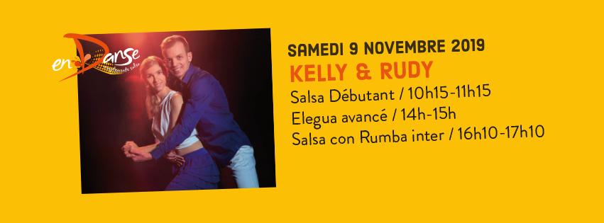 Rudy et Kelly