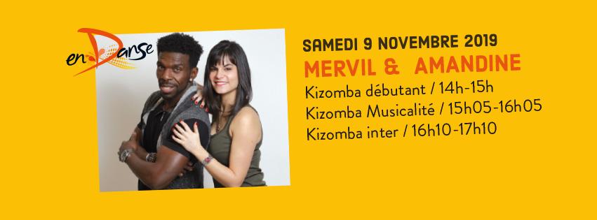 Mervil et Amandine